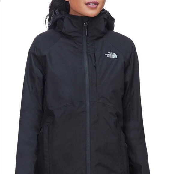 3 In 1 Northface Women's Jacket j3R54AL